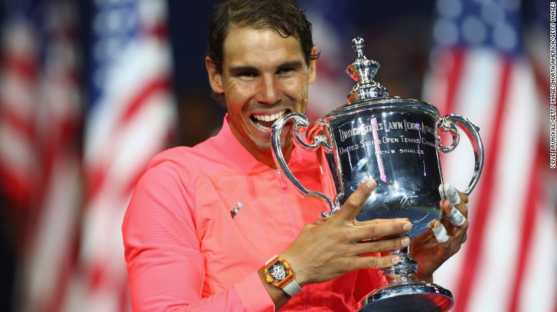 Nadal wins in New York
