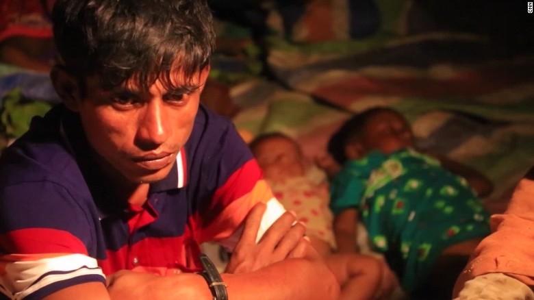 rohingya exodus myanmar field pkg_00025004