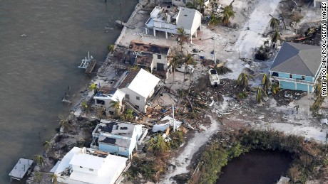 Cuomo: Nothing left untouched in the Keys