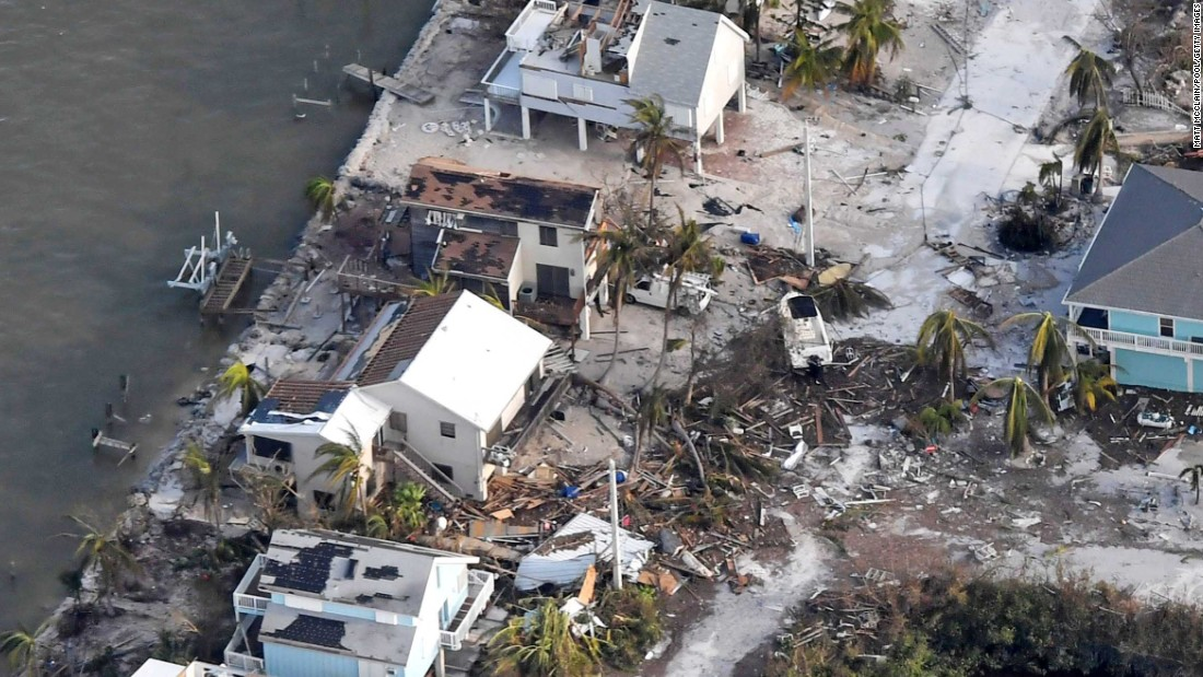 25% of Florida Keys houses destroyed as 15 million Floridians have no