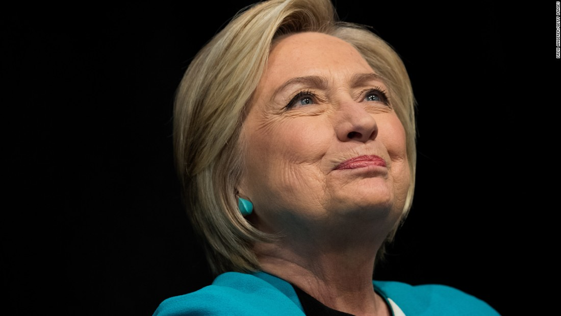 Let Hillary Clinton roar