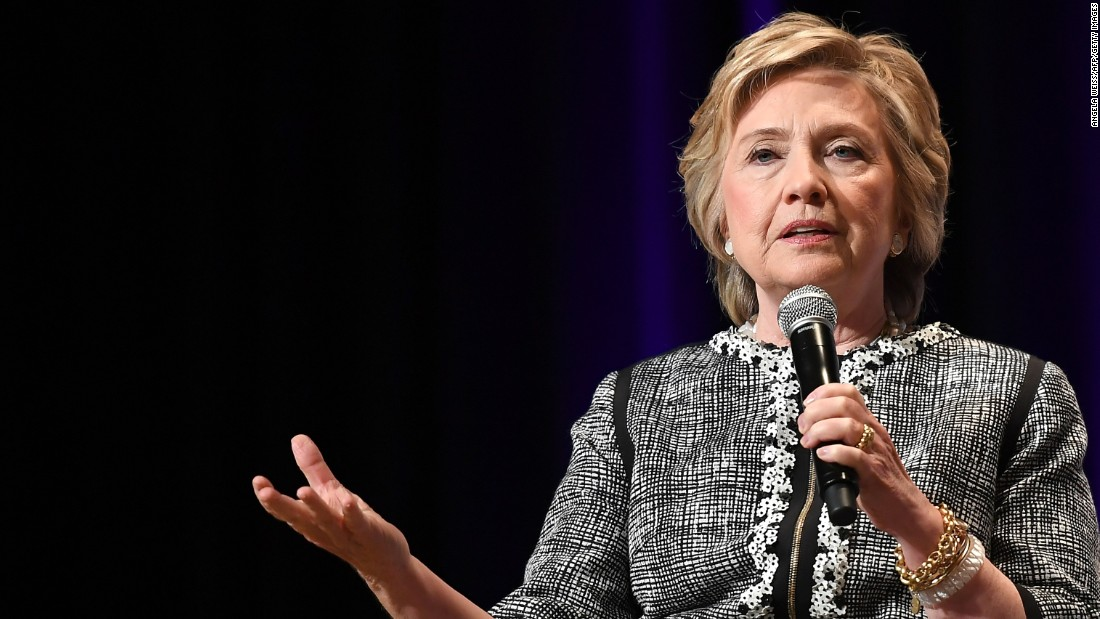 Clinton: Comey 'forever changed history'