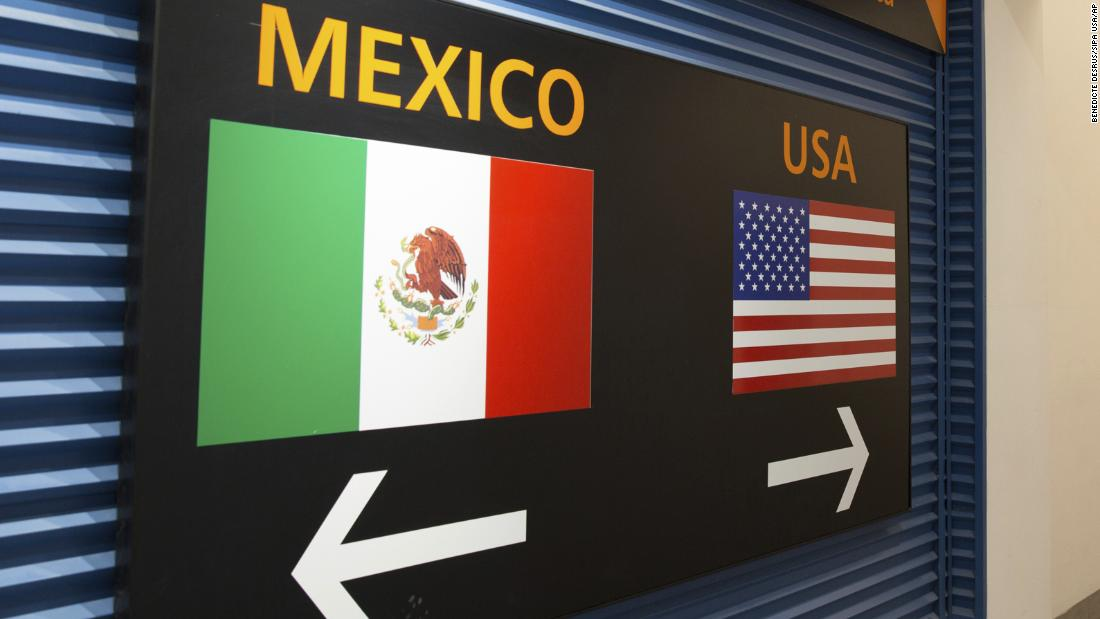 Mexico's view of the United States has hit a record low