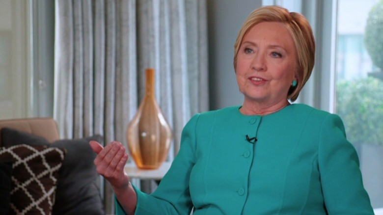 Clinton: 'If I had been elected...'