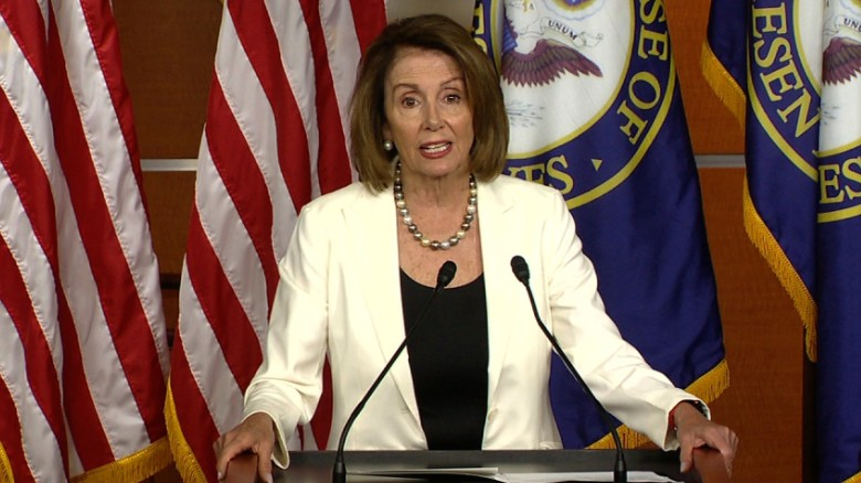Pelosi: I trust the President on DACA