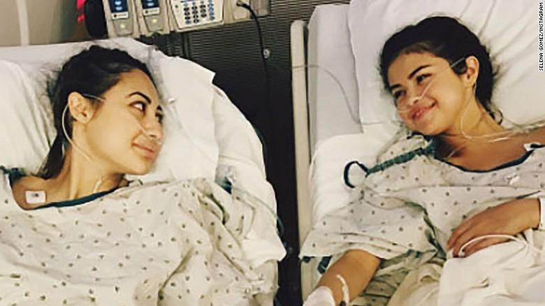 Selena Gomez's best friend gave her a kidney - CNN