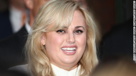 MELBOURNE, AUSTRALIA - JUNE 15:  Australian actress Rebel Wilson smiles out the front of the Victorian Supreme Court on June 15, 2017 in Melbourne, Australia. After a three week trial, a jury of six has returned unanimous verdicts in favour of Wilson. Rebel Wilson launched action Bauer Media, the publisher of Woman's Day, over a series of articles she alleges portrayed her as a serial liar and cost her movie roles in Hollywood.  (Photo by Scott Barbour/Getty Images)