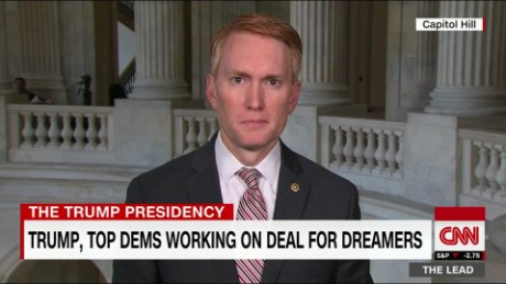GOP Sen: right season for Trump to do deals with Dems