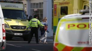 How Underground terror incident unfolded