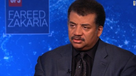 Neil deGrasse Tyson on climate change and hurricanes