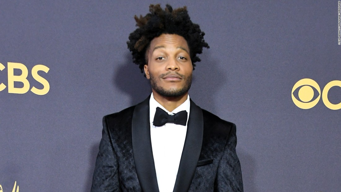 Meet Jermaine Fowler, Your Emmys Announcer