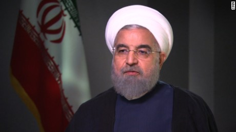 Thumbnail from 2p Amanpour exclusive Hassan Rouhani