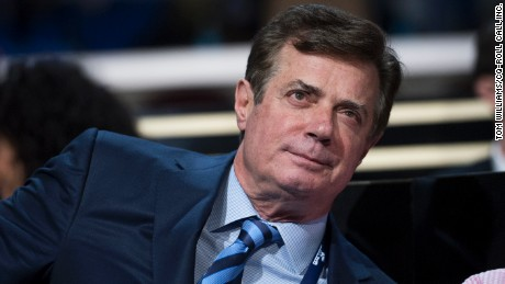 Paul Manafort was wiretapped, has been told to expect an indictment