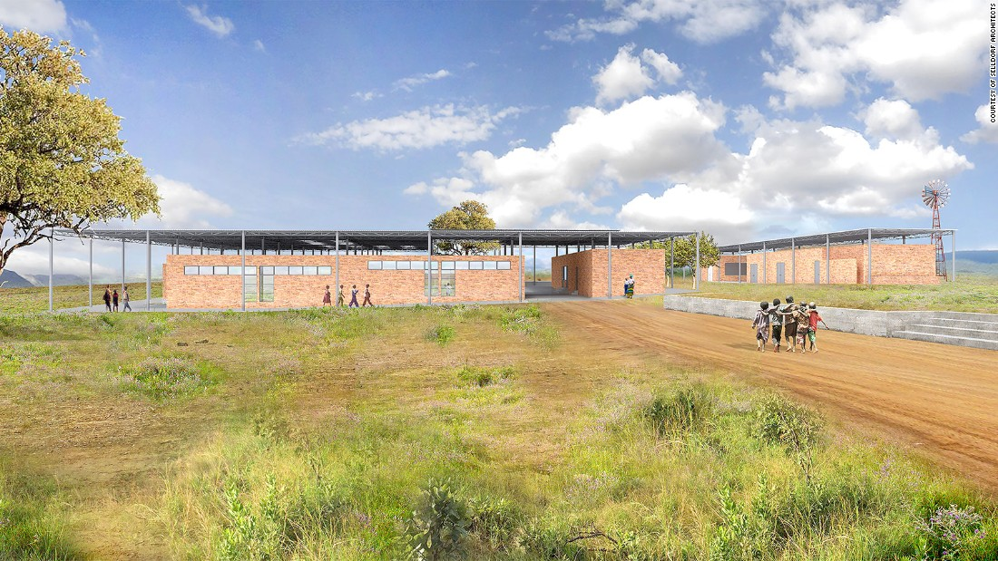 The 2017 Design Miami Visionary Award goes to collaborative school project in Zambia