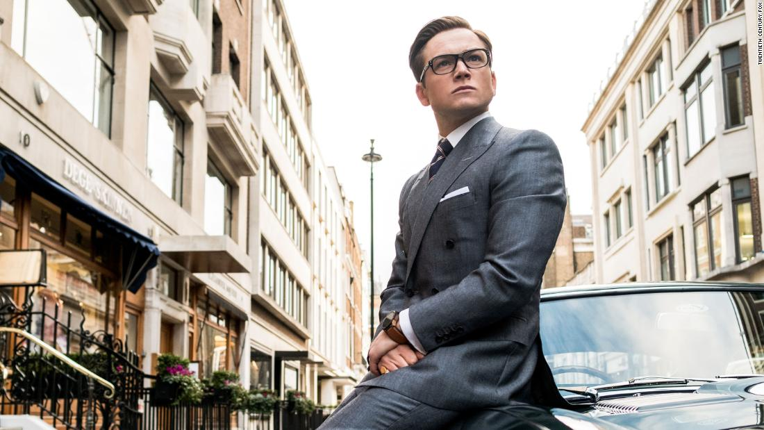 'Kingsman' Looks Less Stylish, But Still Fun
