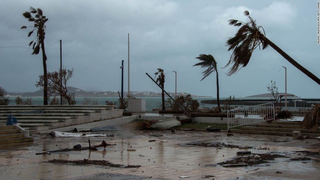 Puerto Rico governor: Still time to get to shelter before Maria hits