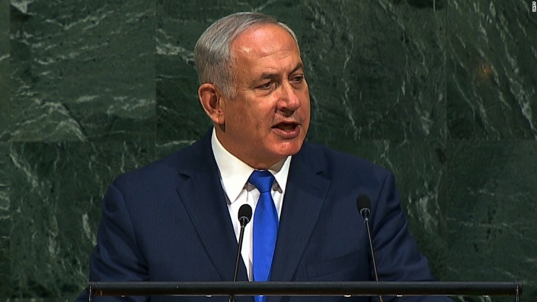 Netanyahu pitches his UN address to one man: Donald Trump