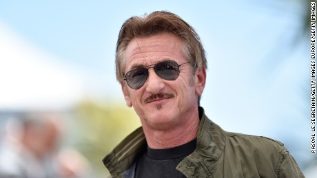 Sean Penn is coming to Hulu.