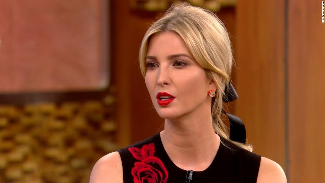 Ivanka Trump reveals struggle with postpartum depression - CNN