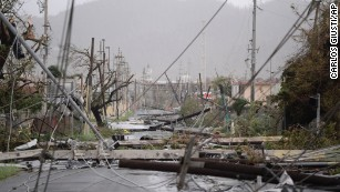 Survivors of Hurricane Maria desperately need aid