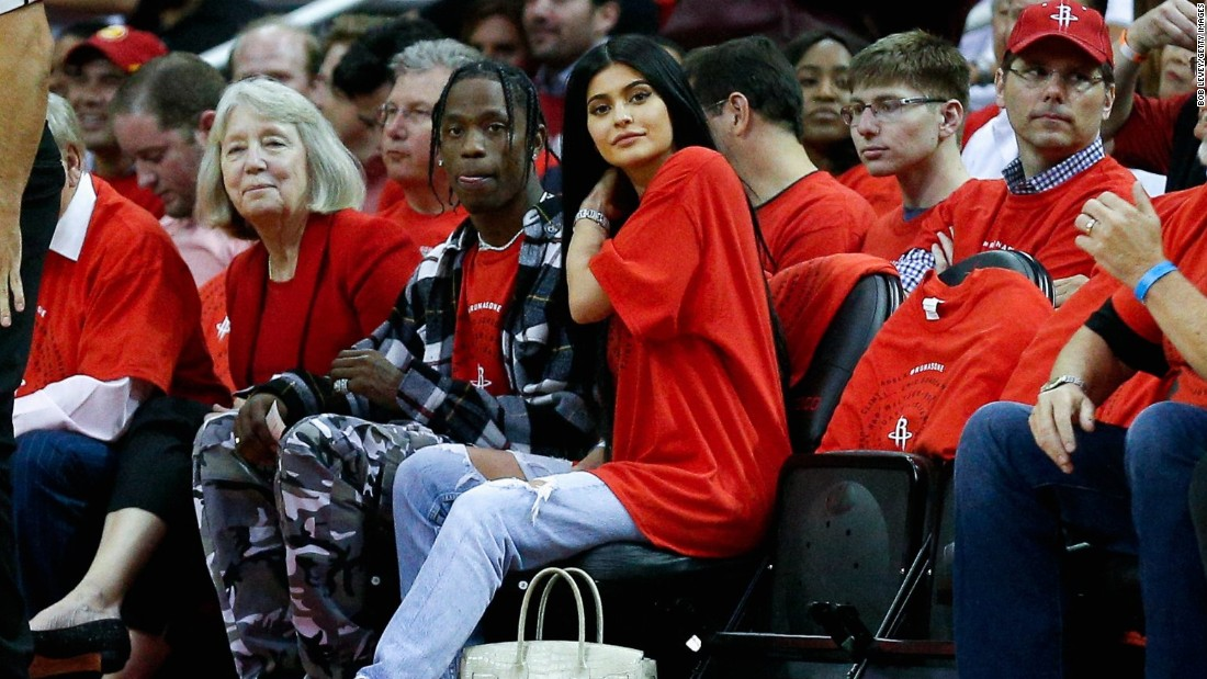 Makeup mogul and reality star Kylie Jenner and boyfriend rapper Travis Scott are expecting a child together, two sources close to the family confirmed to CNN. It will be the first for Jenner, 20. She is due in February.