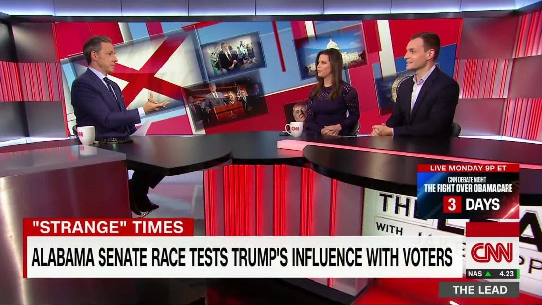 Ham: In Alabama Senate, it's Trump vs Trumpism - CNN Video