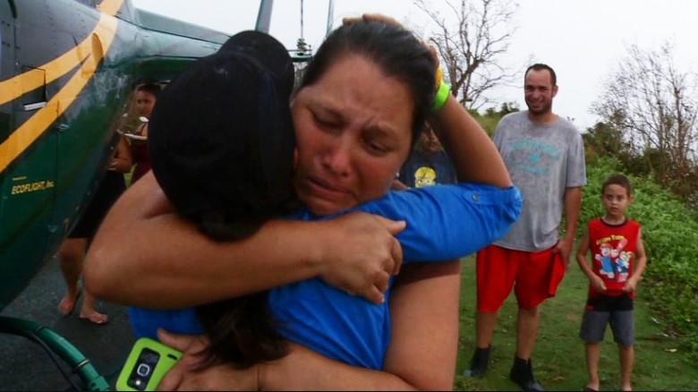 Weeks after Maria, survivors scramble for help