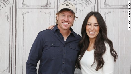 "The Build Series presents Chip Gaines and Joanna Gaines to discuss their new book ""The Magnolia Story"" at AOL HQ on October 19, 2016 in New York City."