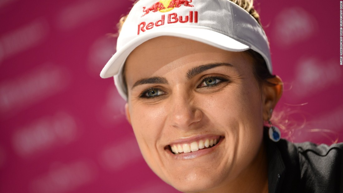 Usain Bolt and pancakes: Lexi Thompson's Perfect Day