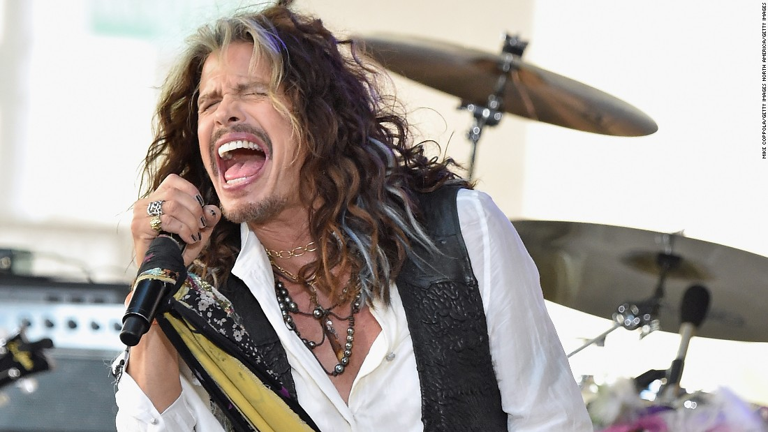 Steven Tyler Suffers 'unexpected Medical Issues'