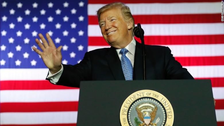 Trump unveils new tax reform plan