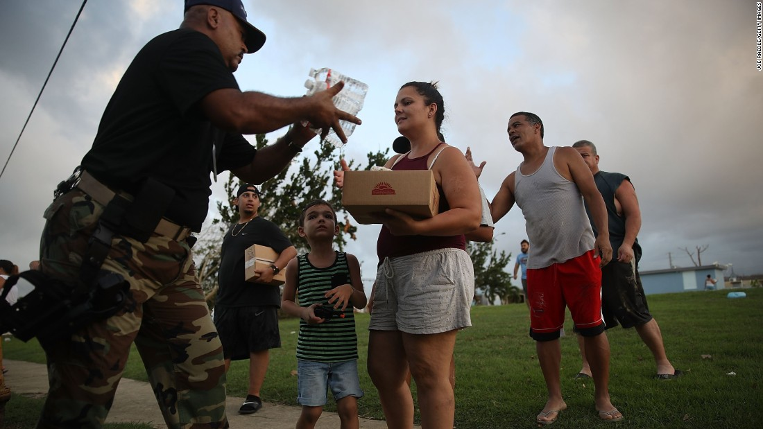 Puerto Rico's recovery: Here's what lies ahead