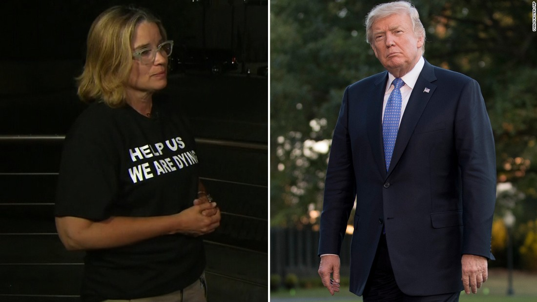 Trump attacks San Juan mayor over response