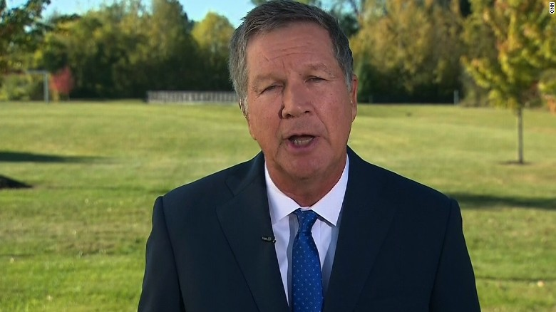 Kasich: I'm in a 'Struggle for the Soul' of the GOP