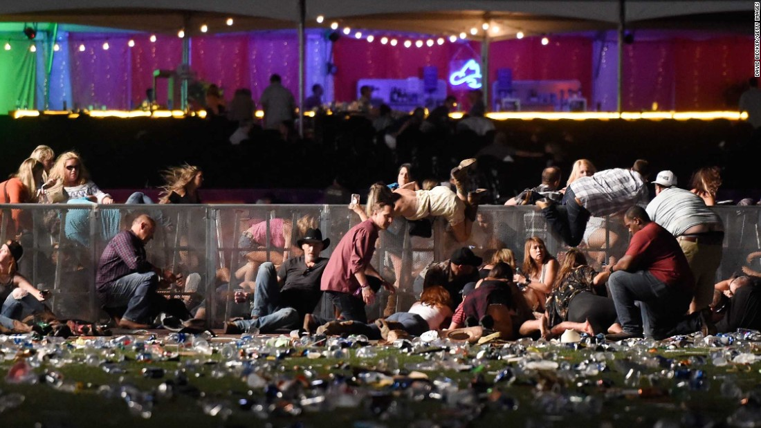 Las Vegas shooting: Live updates