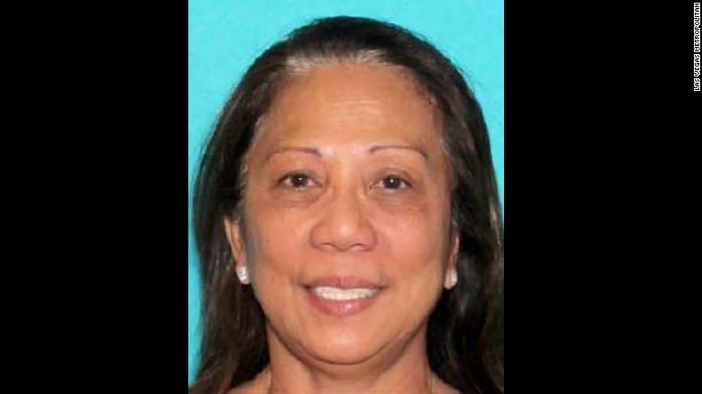 Marilou Danley was to be questioned at the FBI's Los Angeles field office, a Nevada sheriff says.