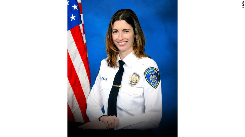 Manhattan Beach Police records technician Rachael Parker was killed in the Las Vegas shooting.