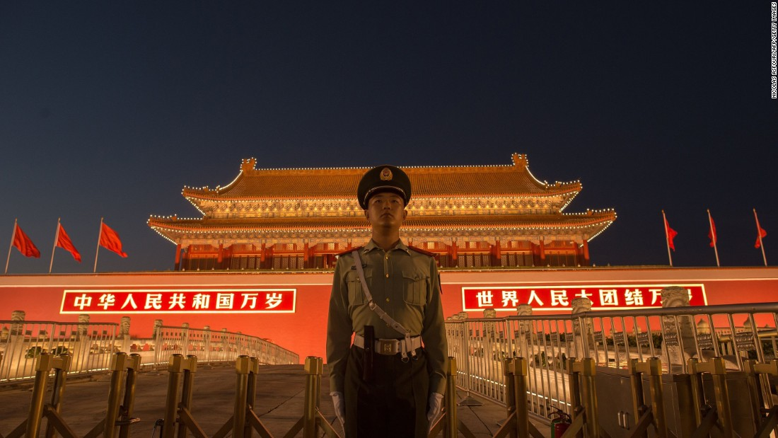 Who Really Holds The Power In 'impenetrable' China?