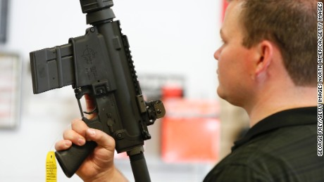 The ridiculous reason Congress won't even debate gun laws