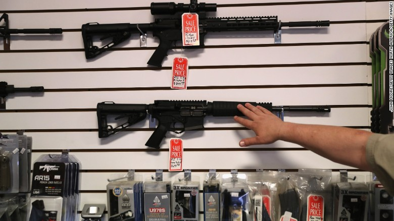 NRA: 'Bump stock' devices deserve more regulations