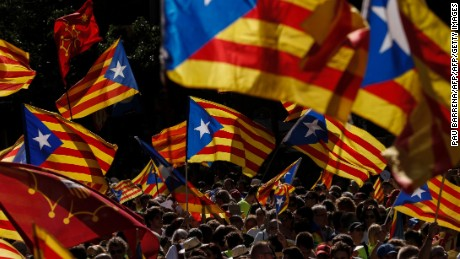 Catalan independence supporters see brighter future alone