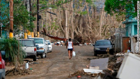 President Trump Attacks Puerto Rico, Threatens To Pull Emergency Responders