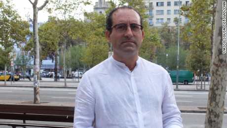 Raul del Hoyo says he believes Catalonia has the potential to be a better country on its own.