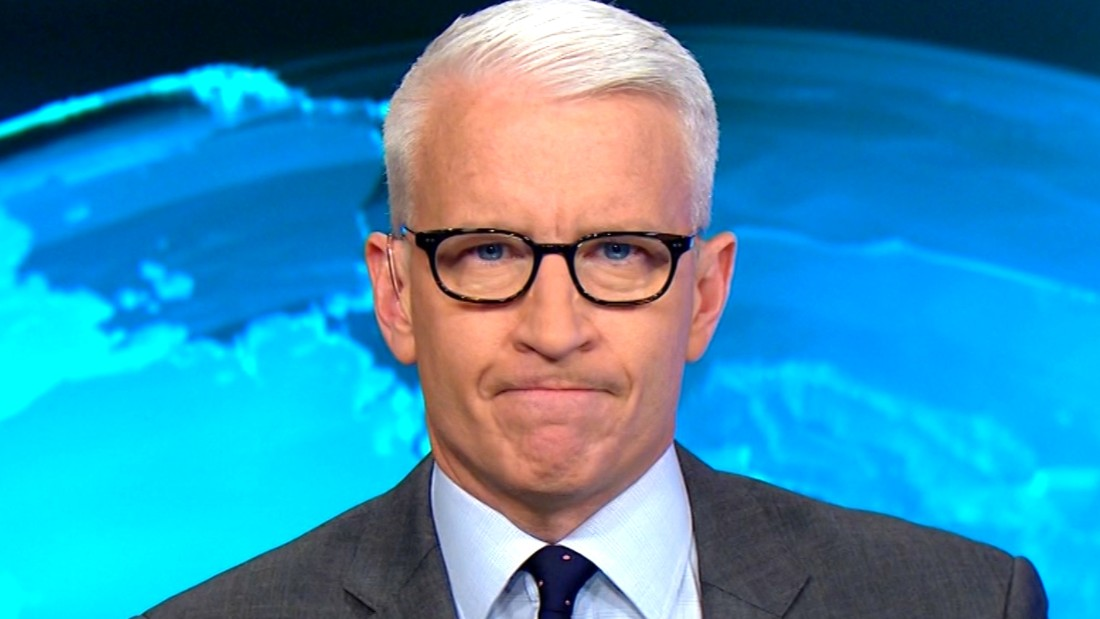 Anderson Cooper says media stands corrected on towels