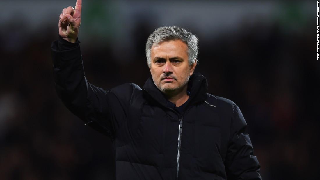 Jose Mourinho has won the league title with every club he has managed.