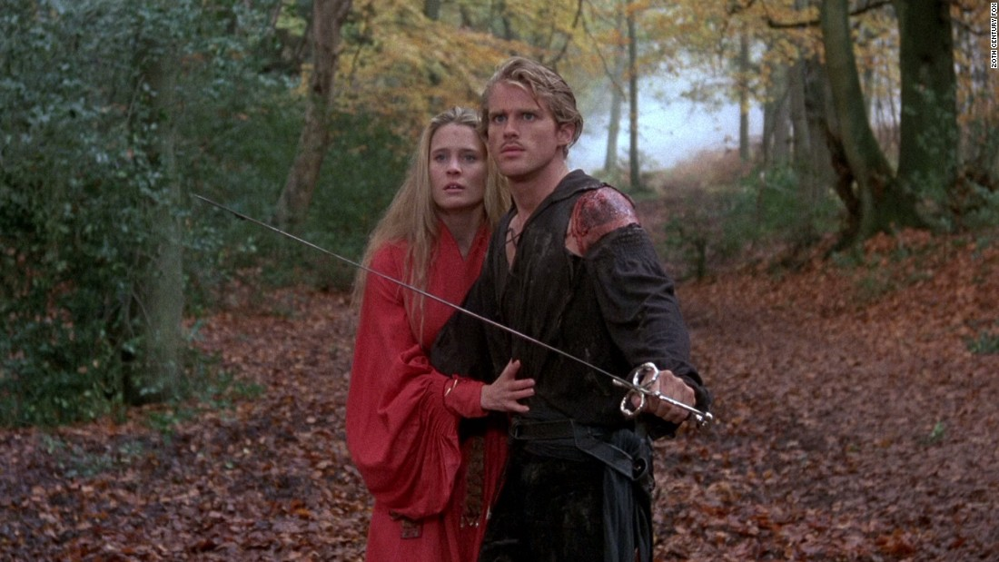 princess bride two heroes If you're hearing this story, you're going to assume one of two things:  the  princess bride is a lot like '80s pro wrestling, what with all the.