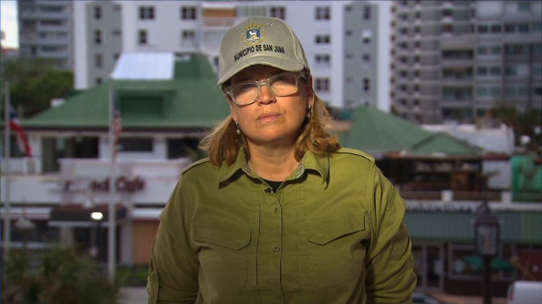 San Juan Mayor Calls Trump 'Hater In Chief' Over Puerto Rico Tweets