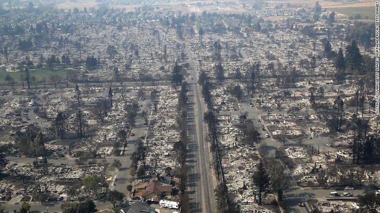 23 confirmed dead, hundreds missing as fire outbreak rage California