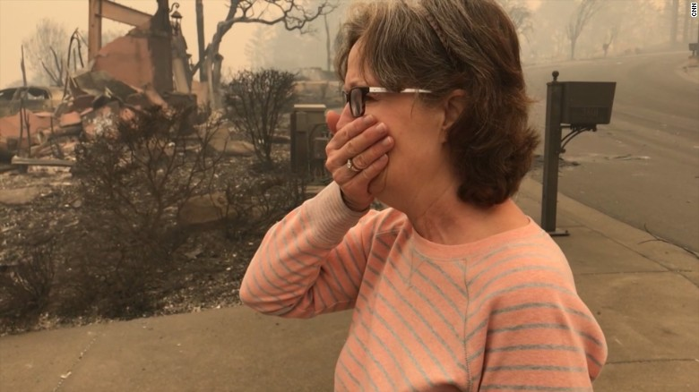 New York State Dispatches Crew To Help Contain California Wildfires