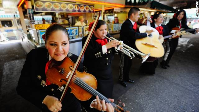 mexican mariachi music receives international recognition. Black Bedroom Furniture Sets. Home Design Ideas